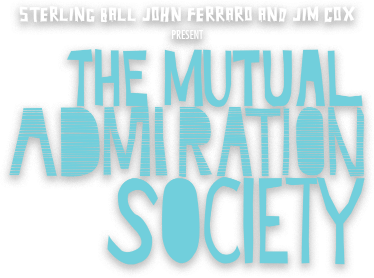 The Mutual Admiration Society logo